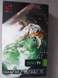 Placa Vídeo PCYes Nvidia GTX 550i 1GB