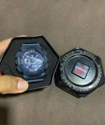 Relógio gshock protection