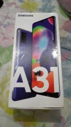 Samsung A31 128 gb impecável