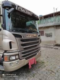 Scania p310 Bitruk 8x2