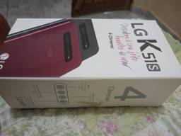 Celular LG k51s. 64g