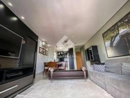 Apartamento Mobiliado com 2 dormitórios para alugar, 103 m² por R$ 2.650/mês - Jardim Mari