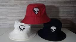 Bucket hat alien/et