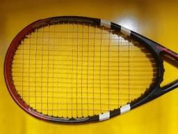 Raquete de Tênis Babolat com Capa de Proteção