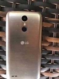 LG K10, celular