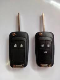Carcaças de Chaves Automotivas