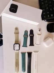 Apple Watch Serires 5 40mm 4 Pulseiras e Película
