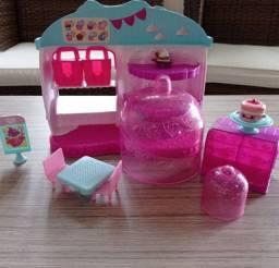 Café Da Rainha Cupcake Shopkins