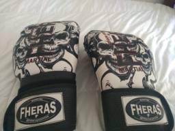 Luvas de Boxing/ Muay Thai