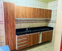 Cozinha planejada em mdf