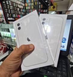 iphone 11 branco 64gb lacrado garantia 1 ano