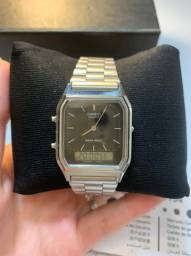 Relógio vintage Casio