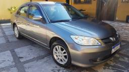 Honda Civic 2005 1.7 manual impecável