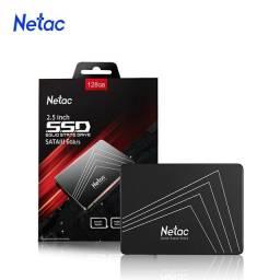 MEMÓRIA SSD 128GB NETAC