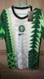 Vende-se camisa seleção Nigeria a pronto e entrega