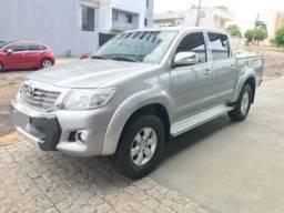 Toyota Hillux 2.7 SRV 4X2 CD 16V FLEX 4P AUTOMÁTICO 2015