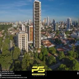Apartamento com 2 dormitórios à venda, 117 m² por R$ 675.615 - Miramar - João Pessoa/PB