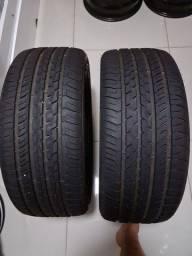 2 pneus runflat Goodyear 225/45R 17