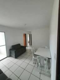 Apartamento semi mobiliado Marfim II