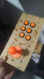 Controles arcade PC/PS4/PS3/TV BOX