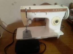 Máquina costura singer zigzag