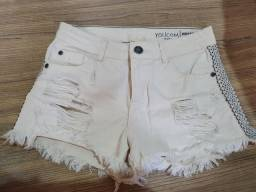 Vendo shorts Youcom