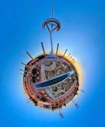Gopro Fusion - Filme em 360graus