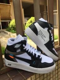 Tênis Nike Air Jordan off White