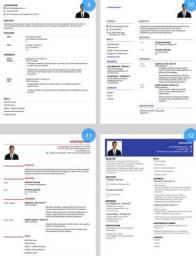 Crio Curriculum + envio para empresas da sua área.