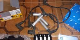 Vendo o kit bobina cabos e velas da linha gm