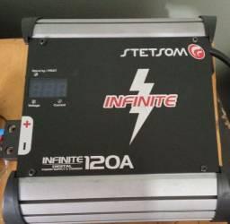 Fonte stetsom 120 amperes infinite