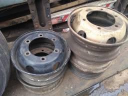 Rodas Acelo pneu 215 roda sem camara