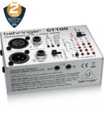 Testador de Cabos Profissional Behringer - CT100