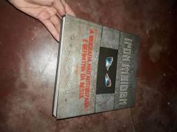 Livro biografia Iron Maiden
