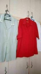 Camisas femininas Tam M
