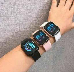 Smartwatch D20 - Recebe Notificações Whatsapp, Facebook, Instagram....