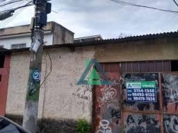 Terreno à venda, 139 m² por R$ 130.000,00 - Vila Tiradentes - São João de Meriti/RJ