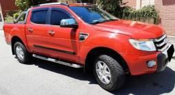 Ford Ranger XLT 2.5 4x2 CD 16V Flex 4P Manual 2013