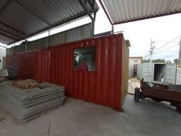 Título do anúncio: Modificações geral em container marítimo