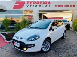Punto Attractive 2017 1.4 8v Completo Só de Brasília