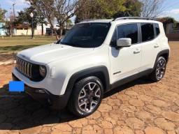 Título do anúncio: Jeep renegade 1.8 flex automático