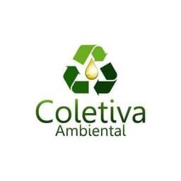 Reciclagem de óleo de fritura usado e gordura vegetal