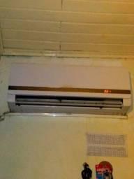 Ar condicionado- Limpeza e higienização