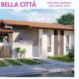 [67] Bella Cittá | Sua Casa própria com Suíte e Entrada Parcelada