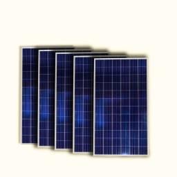 Kit solar fotovoltaico.