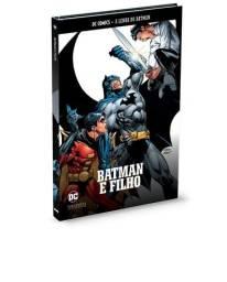 HQ coleçao lenda do Batman volumes 01 e 02