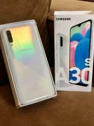 Samsung a30s novinho com todos acessorios