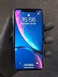 iPhone XR Azul 64gb - Vitrine Seminovo