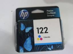Cartucho HP 122(CH562HB) 2ml colorido