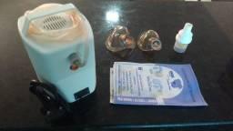 Título do anúncio: Vendo nebulizador inalatec